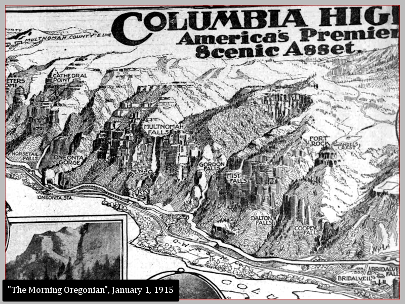 columbia river gorge trail maps – Taconic Golf Club on