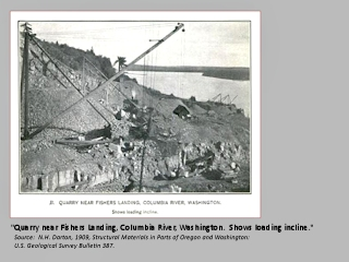 Image, 1909, Fisher Quarry, Washington, click to enlarge