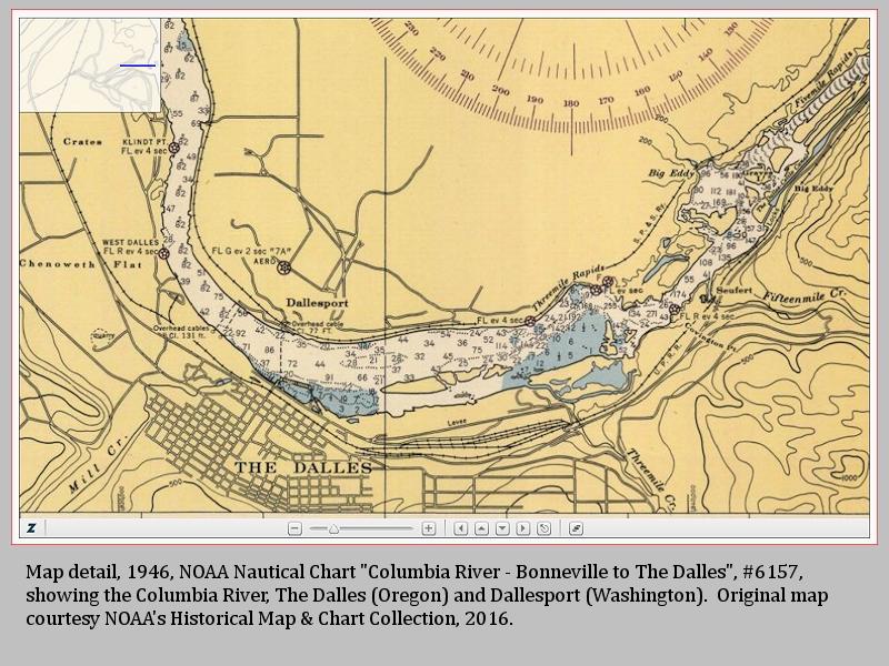 The Columbia River Dallesport Washington