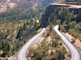 Image, 2005, Historic Columbia River Highway from Rowena Crest