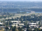 Images, 2004, Interstate 205 from Rocky Butte, Oregon