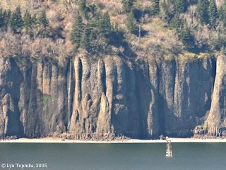Image, 2005, Cape Horn, Washington, from Bridal Veil, Oregon, click to enlarge