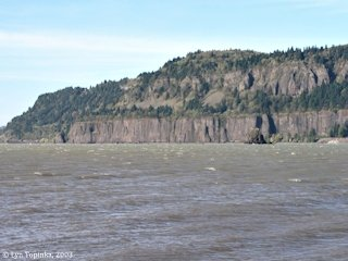 Image, 2003, Cape Horn, Washington, from Dalton Point, Oregon, click to enlarge