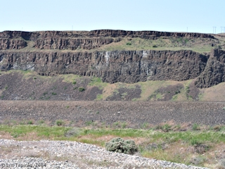 Image, 2004, Cliff behind Cliff Park, click to enlarge