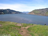 Image, 2004, Columbia River from upstream Mosier, Oregon