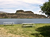 Image, 2005, Horsethief Butte, Horsethief Lake, Washington