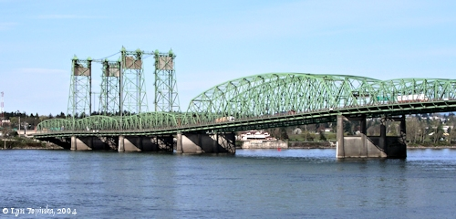 Image, 2003, Interstate 5 Bridge, click to enlarge
