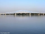 Image, 2003, Pasco-Kennewick Bridge