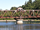 Image, 2004, Lewis River Bridge