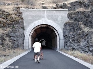Image, 2005, Mosier Twin Tunnels, click to enlarge