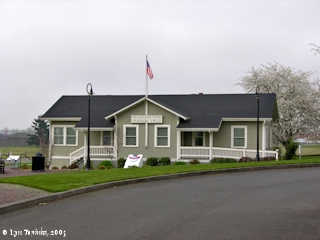 Image, 2005, Headquarters, Pearson Field, Washington, click to enlarge
