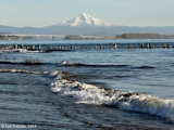 Images, 2004, Mount Hood, Oregon, from Ryan Point, Washington, wave action