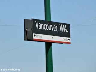 Image, 2005, at Vancouver station, click to enlarge
