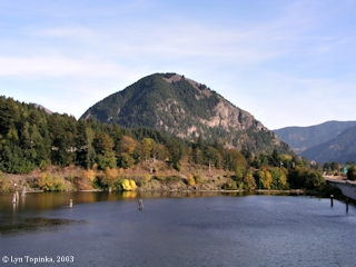 Image, 2003, Wind Mountain, Washington, from Wind River, click to enlarge