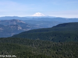 Image, 2004, Mount Adams, Washington, and the Columbia River Valley