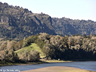 Image, 2004, Crown Point, Oregon, from Bridal Veil, Oregon, click to enlarge