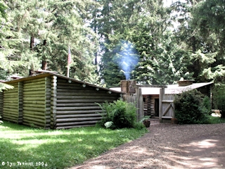 Image, 2004, Fort Clatsop, Oregon, click to enlarge