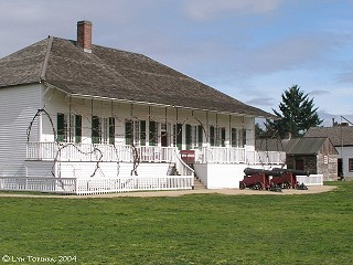 Image, 2004, Fort Vancouver, Washington, click to enlarge
