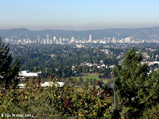 Image, 2004, Portland, Oregon, from Rocky Butte, click to enlarge