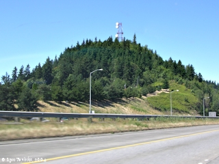 Image, 2004, Rocky Butte, Oregon, from the south, click to enlarge