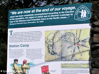 Image, 2004, Station Camp Sign, click to enlarge