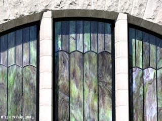 Image, 2004, Vista House window detail, click to enlarge