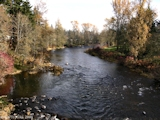 Images, 2004, Washougal River, Washington, looking upstream
