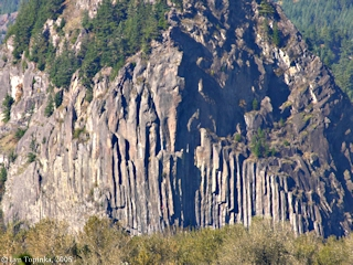 Image, 2005, Beacon Rock, Washington, click to enlarge