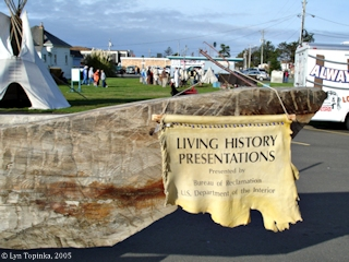 Image, 2005, Destination: The Pacific, Living History Presentations, click to enlarge
