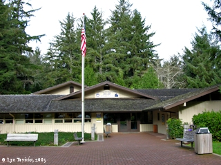 Image, 2005, Fort Clatsop National Memorial, click to enlarge