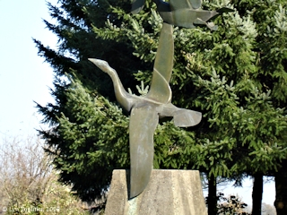 Image, 2005, Sculpture, Howell Territorial Park, Sauvie Island, click to enlarge