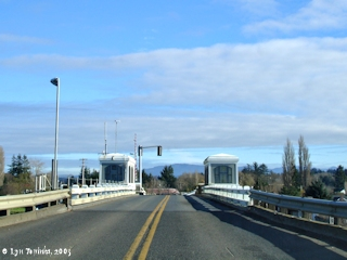 Image, 2005, Lewis and Clark River Bridge, click to enlarge