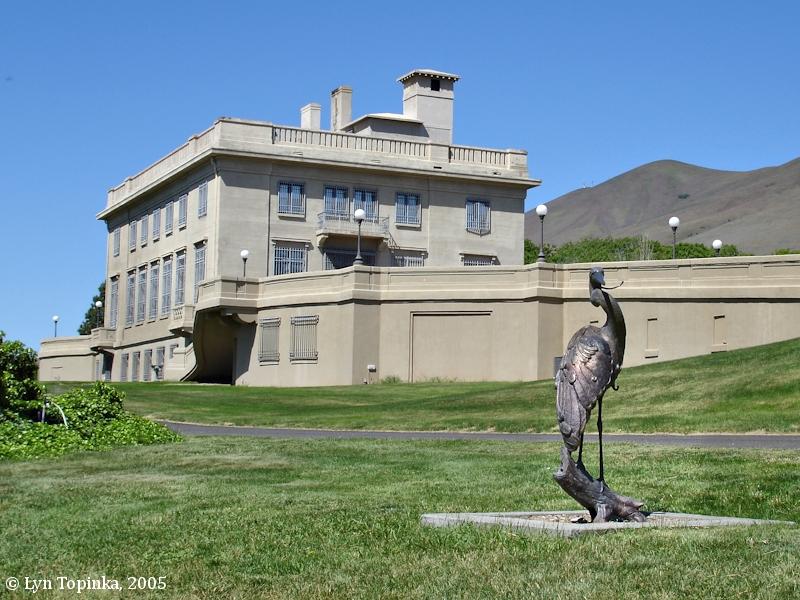 The Columbia River - Maryhill Museum, Washington