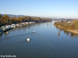 Image, 2005, Multnomah Channel from Sauvie Island Bridge