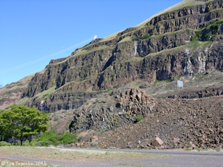 Image, 2005, Columbia River Basalts, click to enlarge