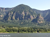 Image, 2005, Looking across the Columbia River from Skamania Landing