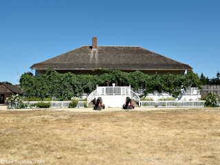 Image, 2006, Fort Vancouver, Washington, click to enlarge