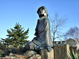 Image, 2006, Ilchee Bronze, Columbia Shores, click to enlarge