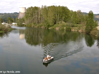 Image, 2006, Kalama River, Kalama, Washington, click to enlarge