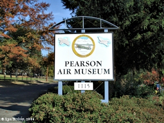 Image, 2006, Pearson Air Museum, Washington, click to enlarge