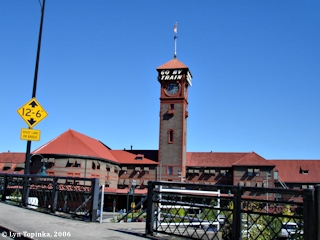 Image, 2006, Portland's Union Station, click to enlarge