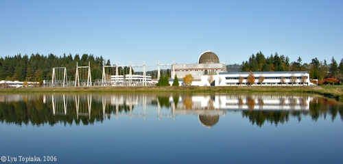 Image, 2006, Trojan Nuclear Facility, Oregon, click to enlarge