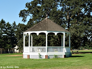 Image, 2006, Vancouver Barracks, Vancouver, Washington, click to enlarge