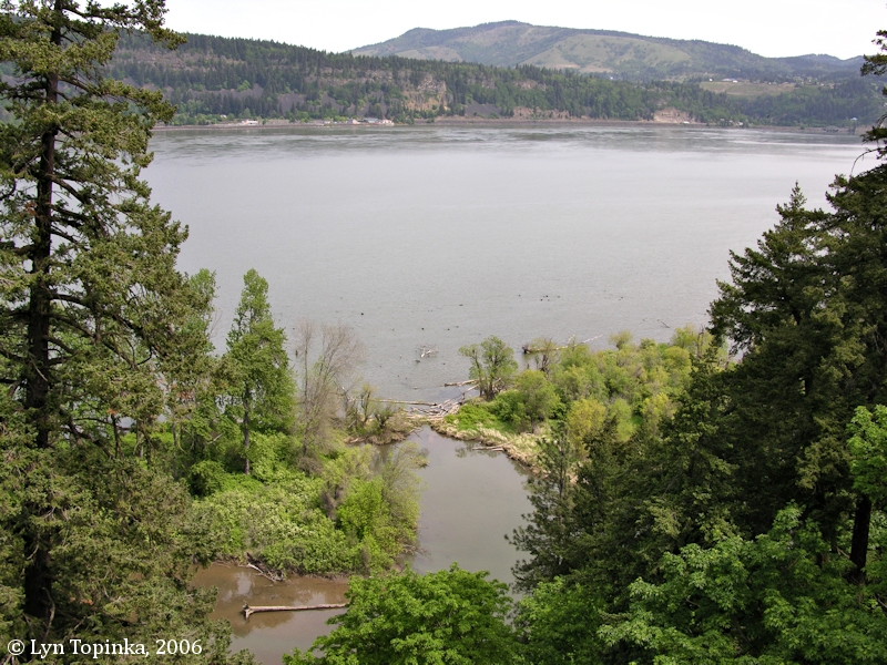 Image 2006 Washington State As Seen From The Columbia Gorge Hotel Click To