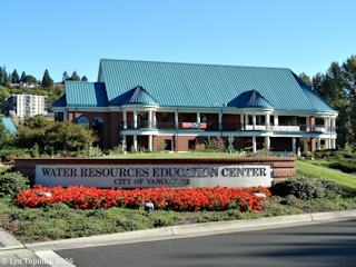 Image, 2006, Water Resources Education Center, Vancouver, Washington, click to enlarge