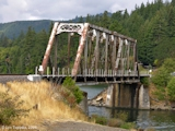 Image, 2006, Wind River Railroad Bridge, click to enlarge