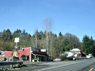 Image, 2007, Goble, Oregon, click to enlarge