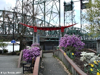 Image, 2007, Vancouver Monument, click to enlarge