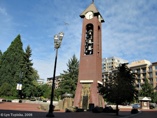 Image, 2008, Esther Short Park, Vancouver, Washington, click to enlarge
