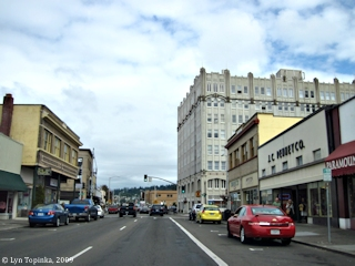 Image, 2009, Astoria, Oregon, click to enlarge